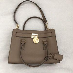 Michael Kors Tan leather bag